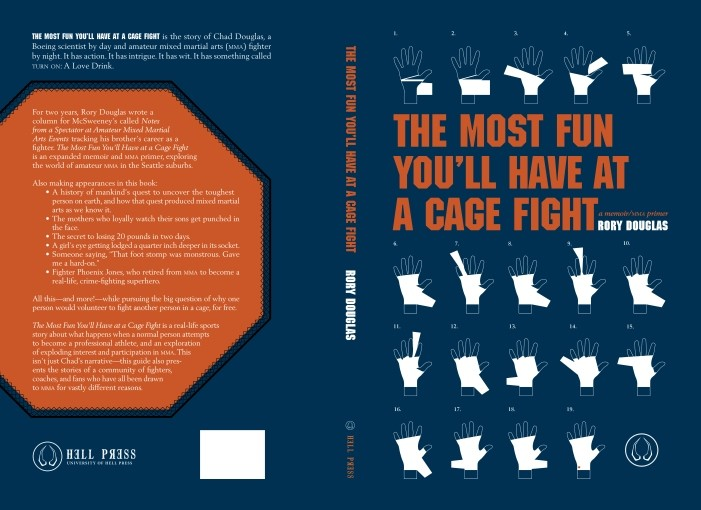 """The Most Fun You'll Have at a Cage Fight"" Now Available"